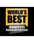 Productos de limpieza de grafitis