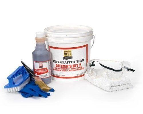 Productos para limpiar graffitis